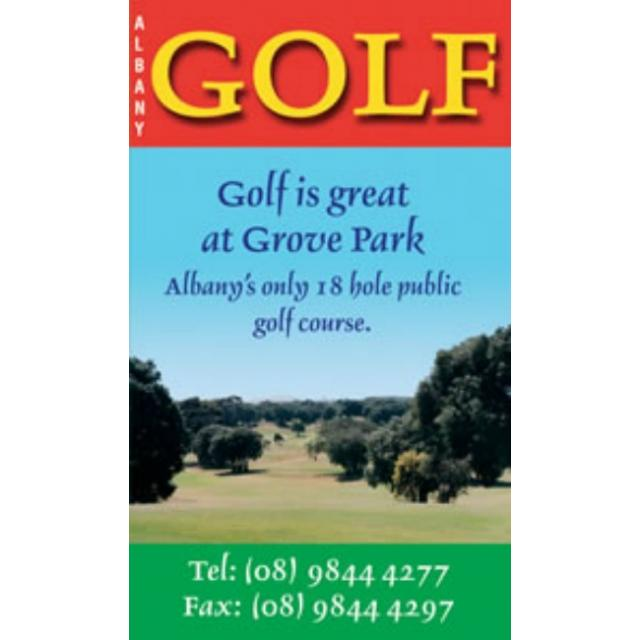 Grove Park Golf Links