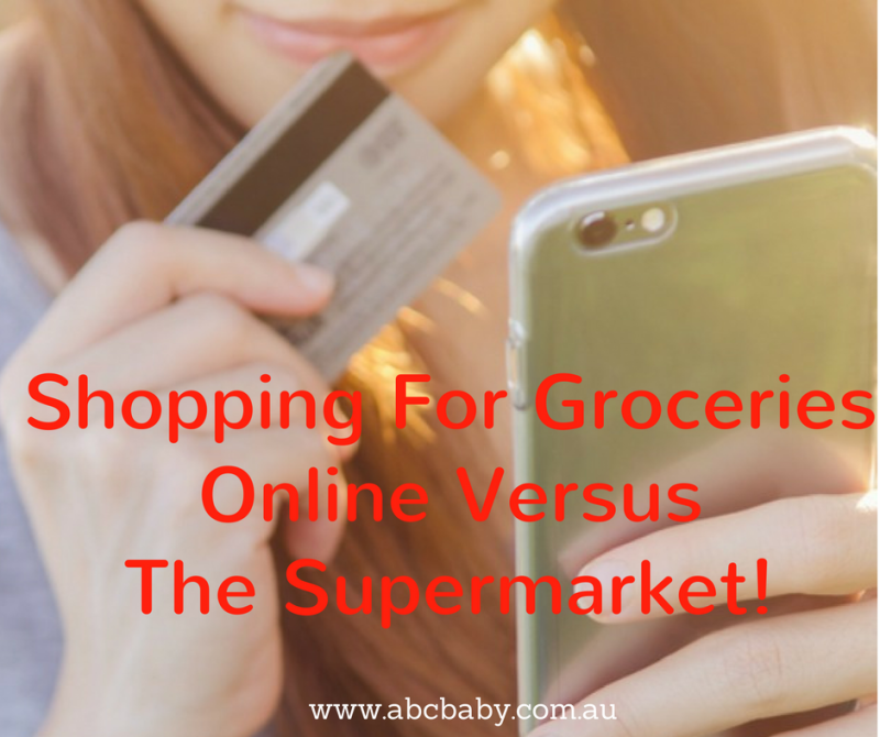 Shopping For Groceries Online Versus The Supermarket – Pros And Cons
