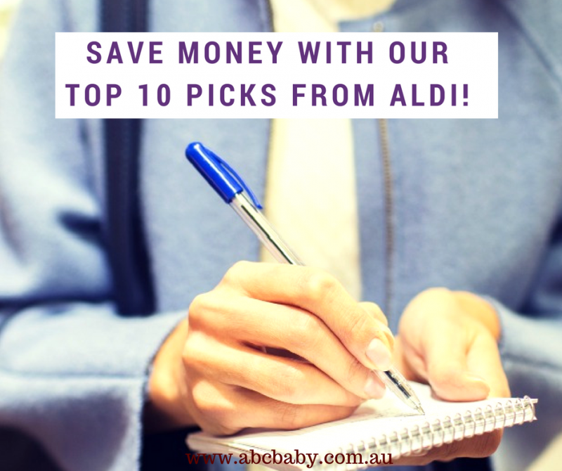 Save Money With Our Top 10 Picks From Aldi!