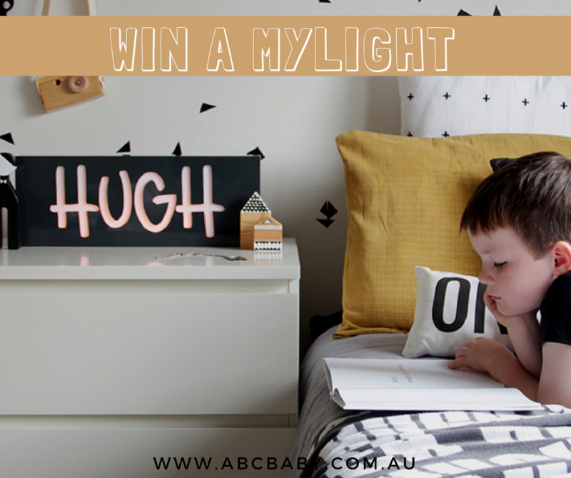 Win A Mylight Valued at $129.00