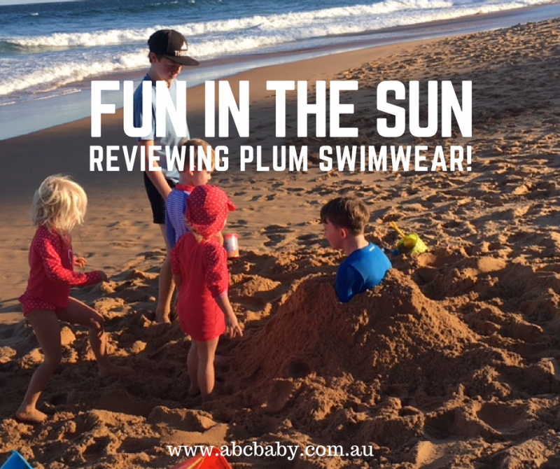 Fun In The Sun Reviewing Plum Swimwear!