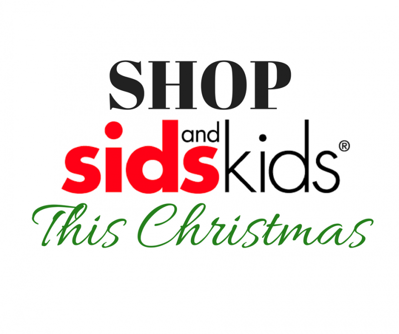 Shop On Line With SIDS And Help A Great Cause!