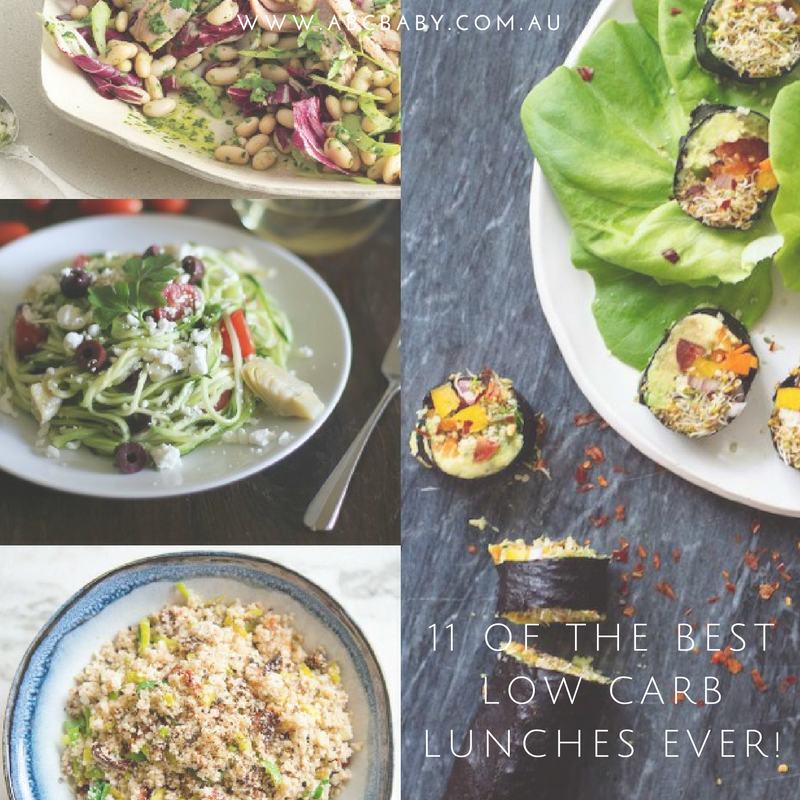 11 Of The Best Low Carb Lunches Ever!