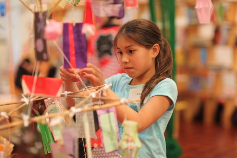 Tanabata: Star Village at the Powerhouse Museum and Sydney Observatory during the July School Holidays.