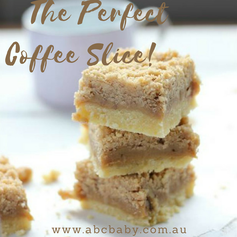 The Perfect Coffee Slice For Any Time Of The Day!