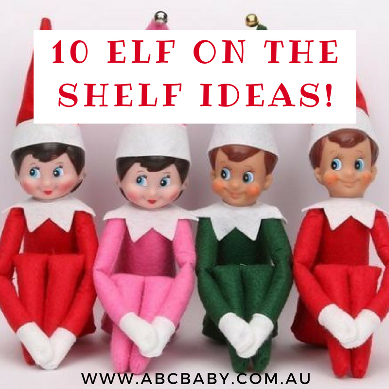 10 Awesome Elf On The Shelf Ideas To Try This Christmas!