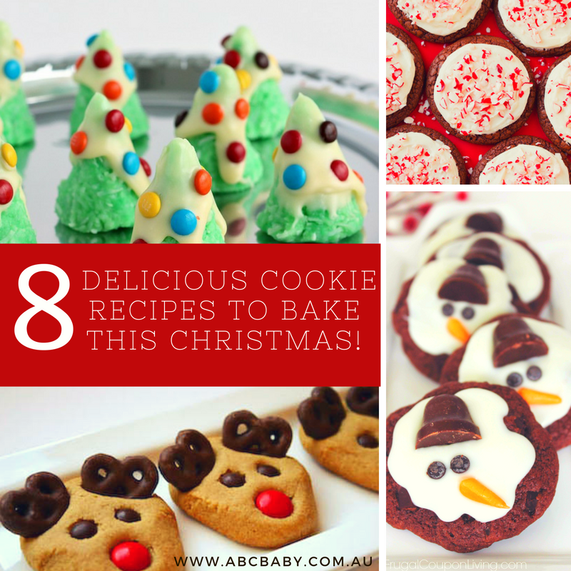 8 Delicious Cookie Recipes To bake This Christmas!
