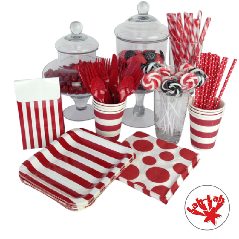 Planning A Party Is Easy With Lah-Lah Party Packs!
