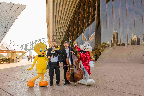 Bugs Bunny meets the Symphony!!!