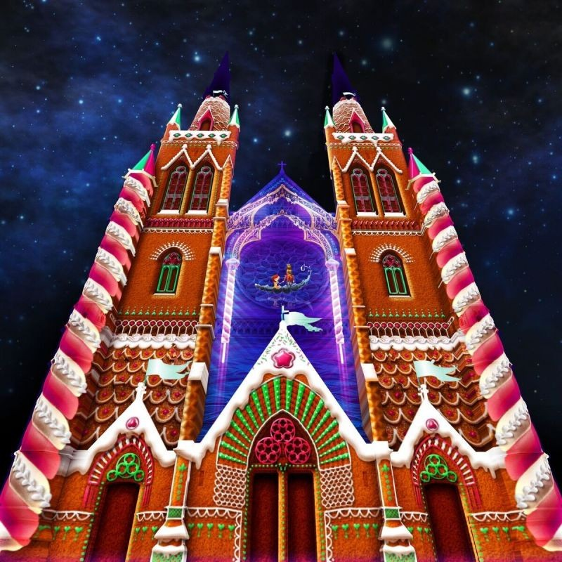 Celebrate the Season - Join St Mary's Cathedral for the Spectacular Lights of Christmas Show!