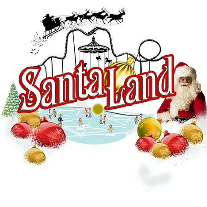 Win A Family Pass To Santa Land And Experience the enchantment of a white Christmas wonderland!