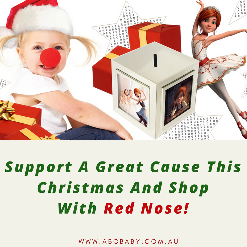 Support A Great Cause This Christmas And Shop With Red Nose!