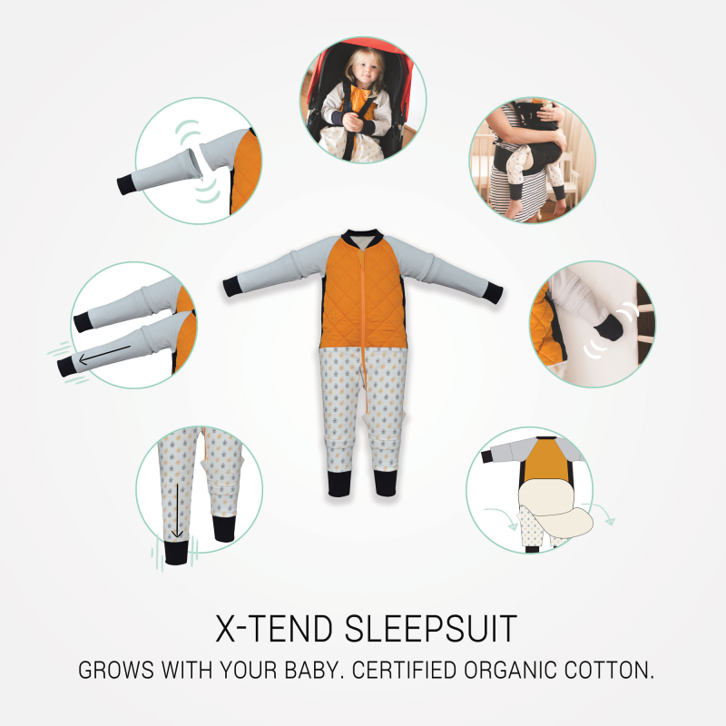 GIVE AWAY - 1  X - Tend Sleepsuit up for grabs