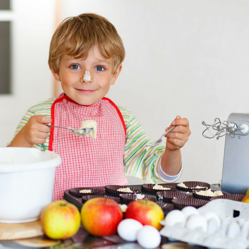 Our Top Tips For Cooking With Kids! - ABC Blog - Australian