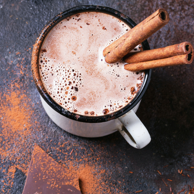 How To Make The Perfect Hot Chocolate!