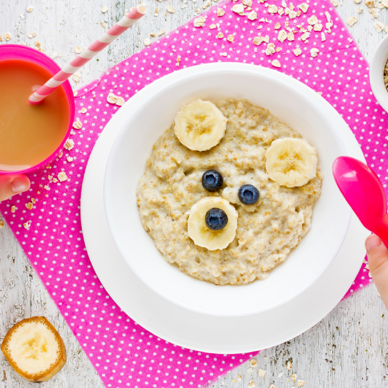Top foods to boost kids' brain power!