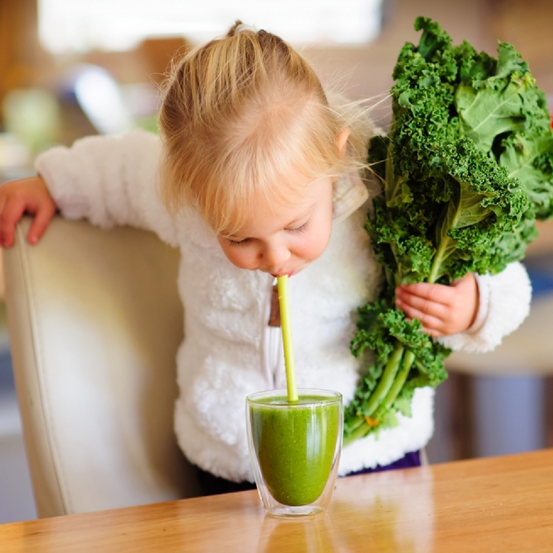 4 foods to help boost your child's immune system!