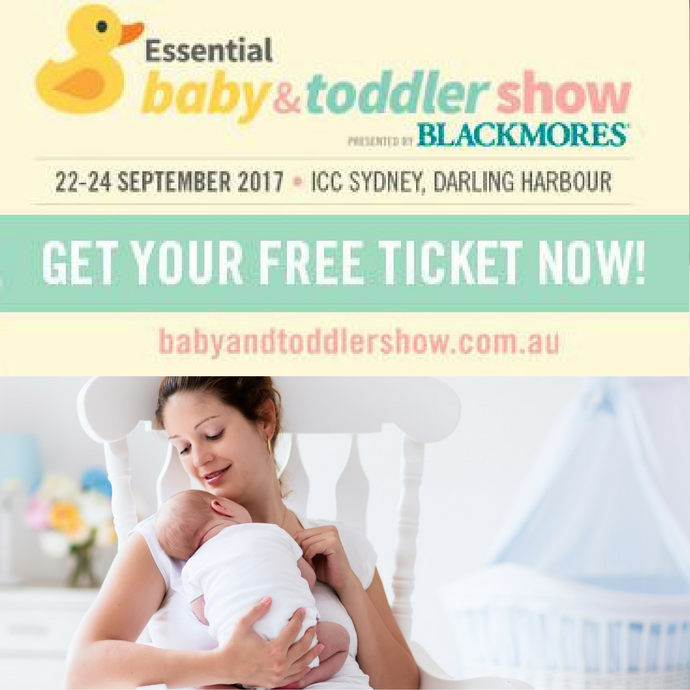 Come visit Australian Baby Card At The Essential Baby & Toddler Show This Weekend!