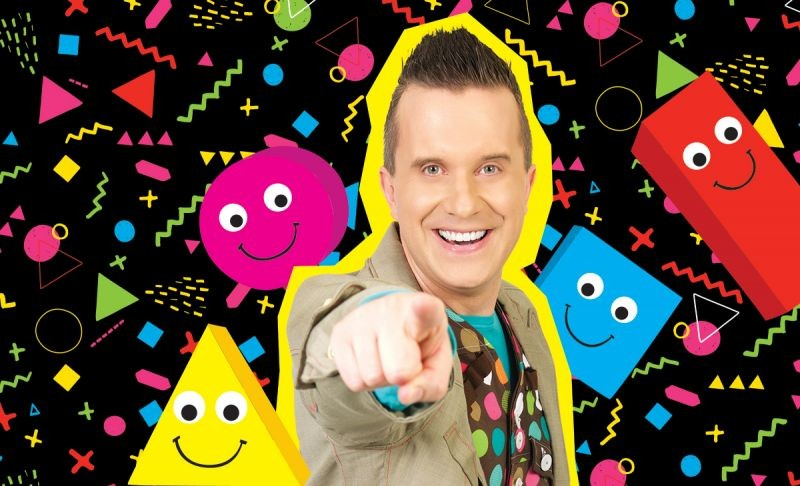 Mister Maker Returns
