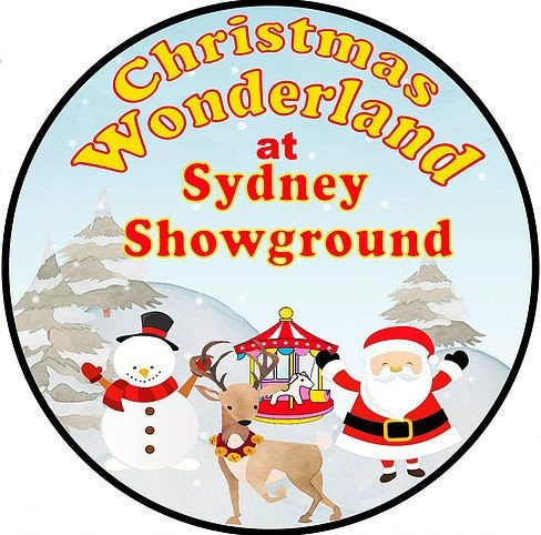 Christmas Wonderland at Sydney Showgrounds