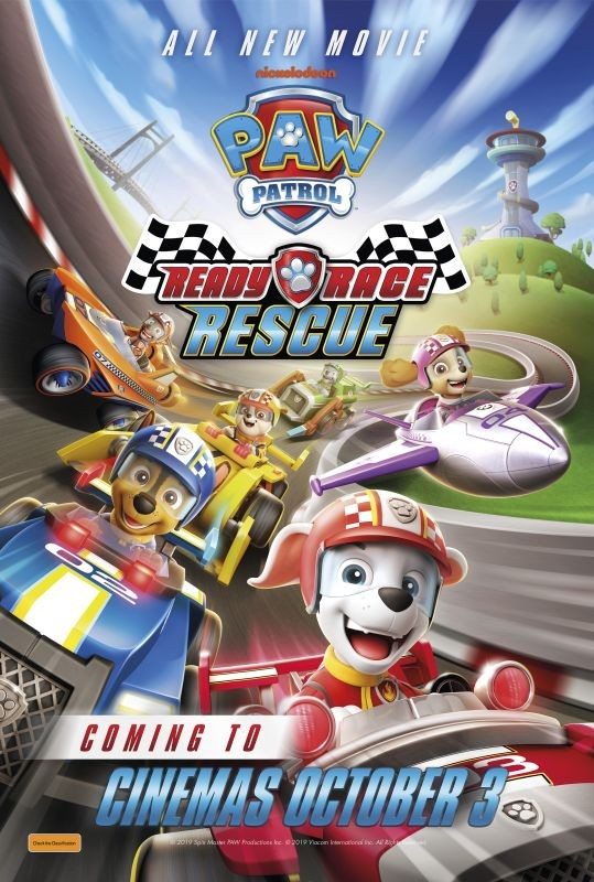 Win tickets to Paw Patrol Ready Race Rescue!