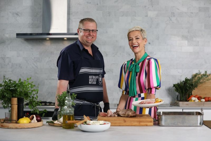 CREATE YOUR TASTIEST MEAL EVER WITH AUSTRALIA'S BEST BUTCHER TIPS AND JESSICA ROWE.