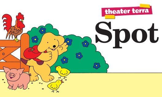 Win a family pass to see Spot live!
