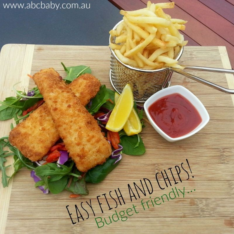 Friday Night Fish And Chips For $1.50!