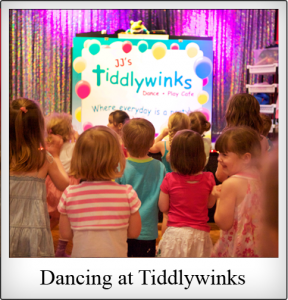 Tiddlywinks Dancing
